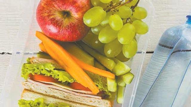 Alimentos saludables en cooperativas escolares