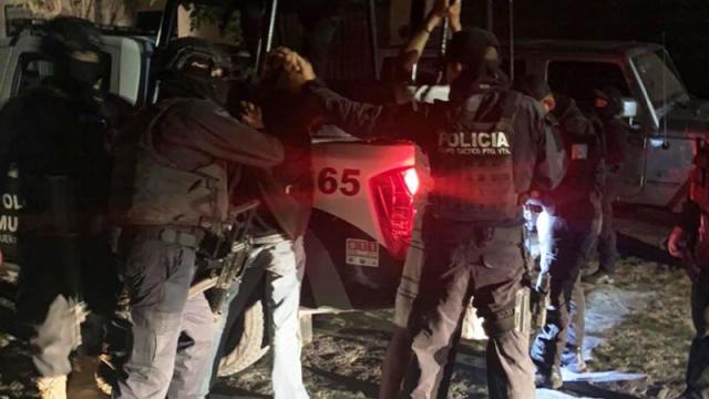 Operativos de seguridad en colonias de Puerto Vallarta