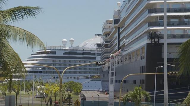 Cruceros en Puerto Vallarta