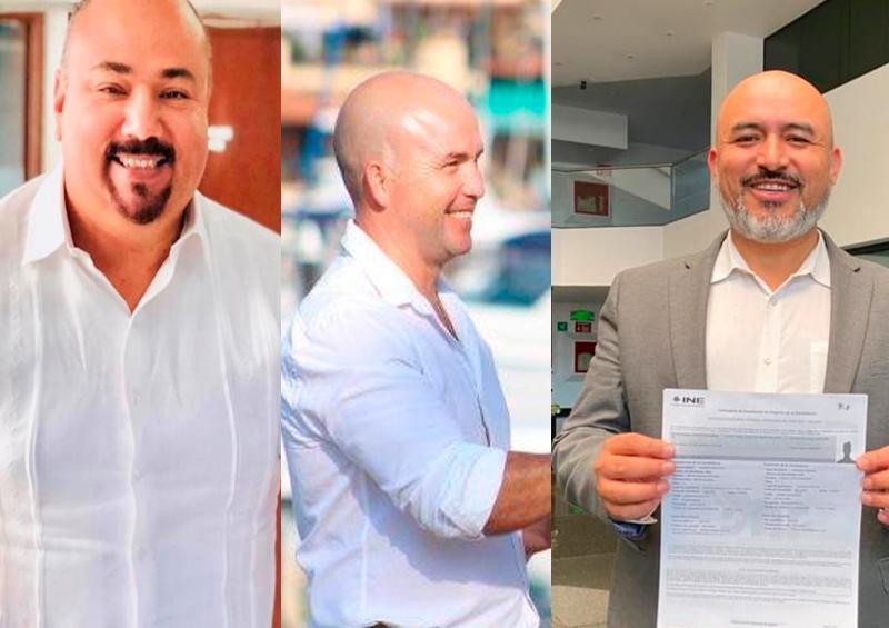 Concluye registro para diputaciones federales ante el INE