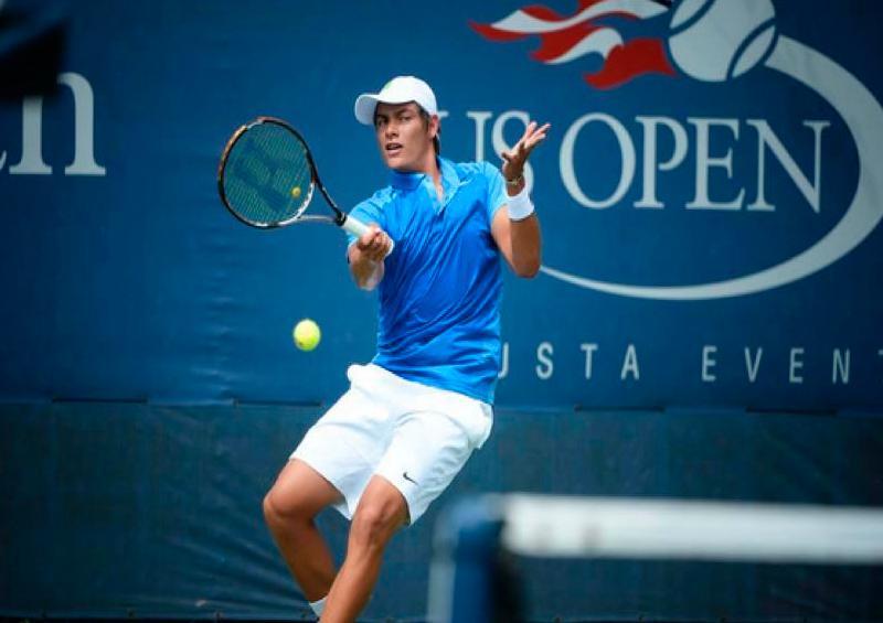 Jerry López, de bolero en Vallarta a ganador de la Copa Davis