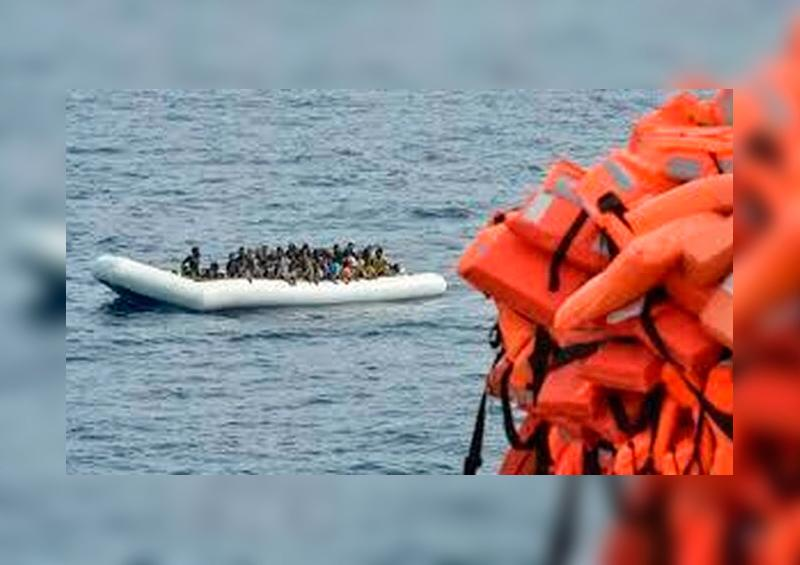 Rescatan a más de 100 migrantes en las islas Canarias