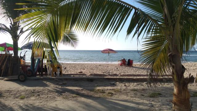 Playa en Puerto Vallarta