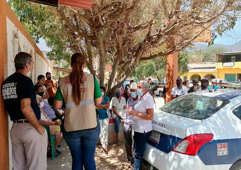 Abuelitos de Vallarta podrán vacunarse en Bahía de Banderas