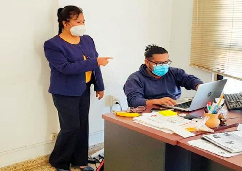 Antecedentes de violencia a la mujer entre aspirantes en Oaxaca