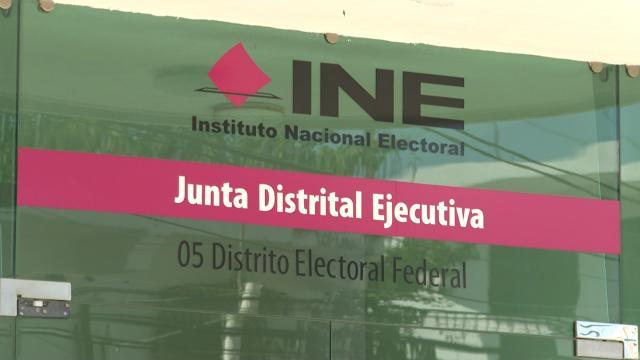 INE 05 Distrito Electoral