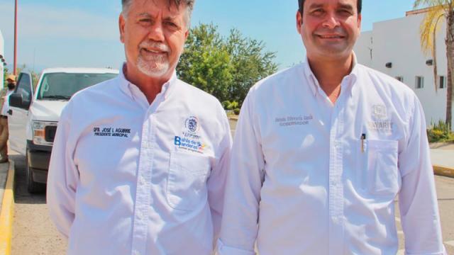 Agradece Bahía de Banderas el apoyo del gobernador Antonio Echevarría