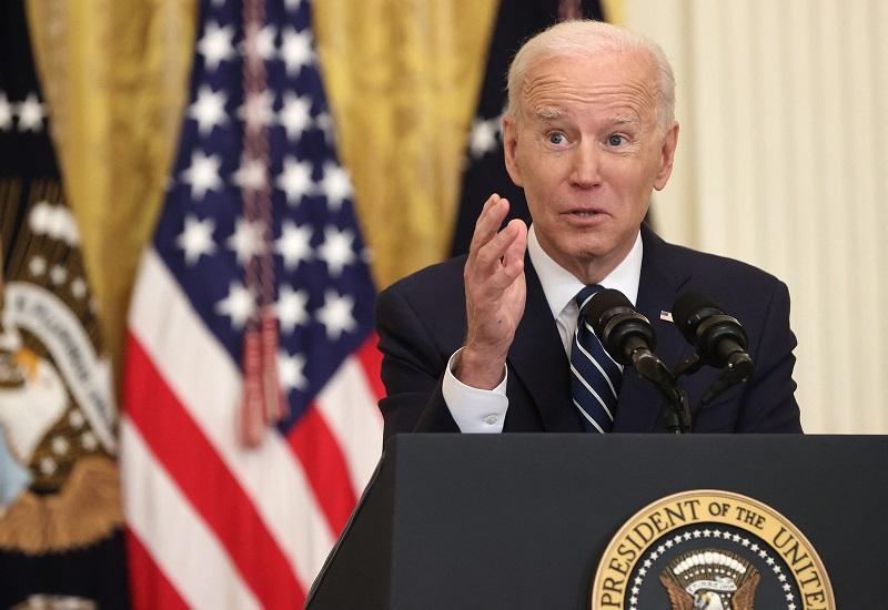 En conferencia de prensa en la Casa Blanca