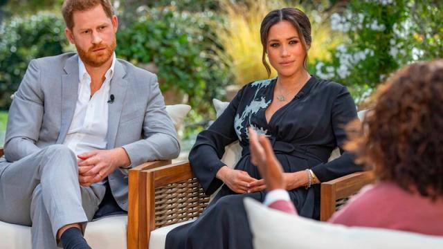 Habla la reina Isabel II antes de entrevista a Enrique y Meghan