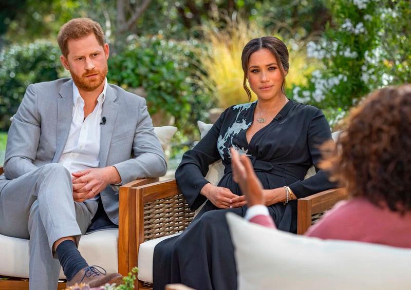 """Casa Blanca destaca """"valentía"""" Enrique y Meghan en entrevista"""