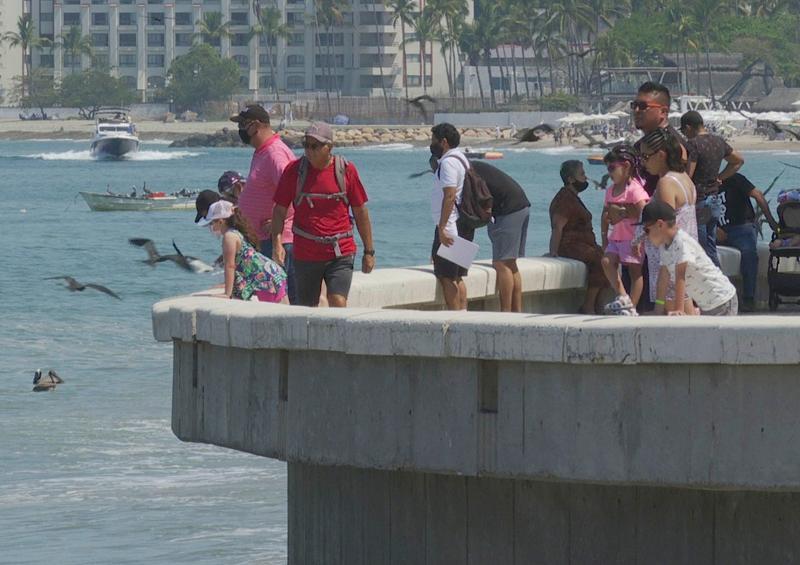 Puerto Vallarta recibirá 150 mil turistas en Semana Santa
