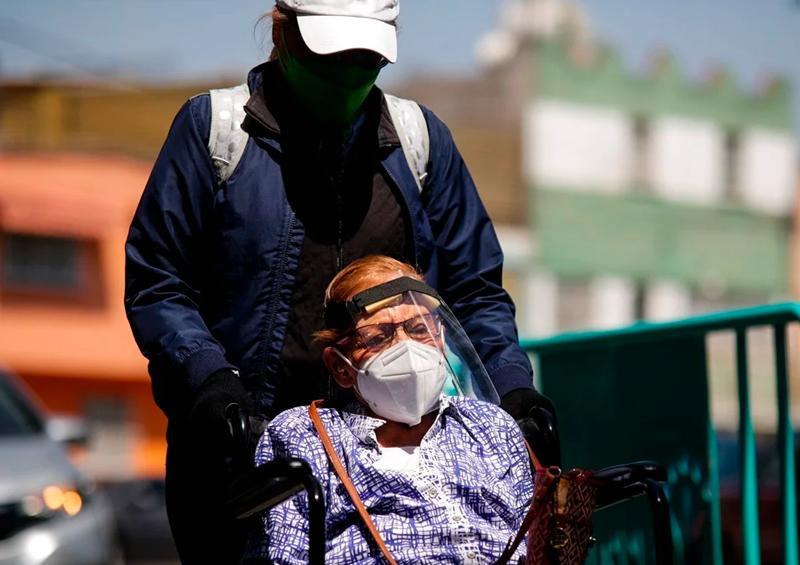 México acumula 195 mil 908 muertes por Covid-19