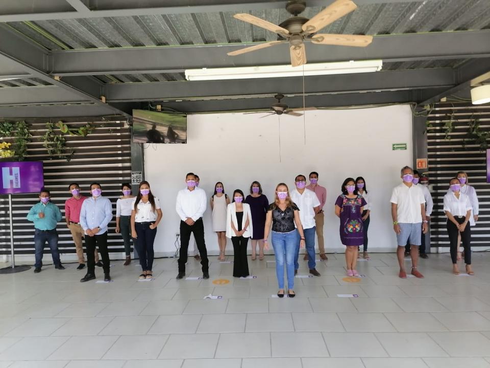 Partido Hagamos en Puerto Vallarta