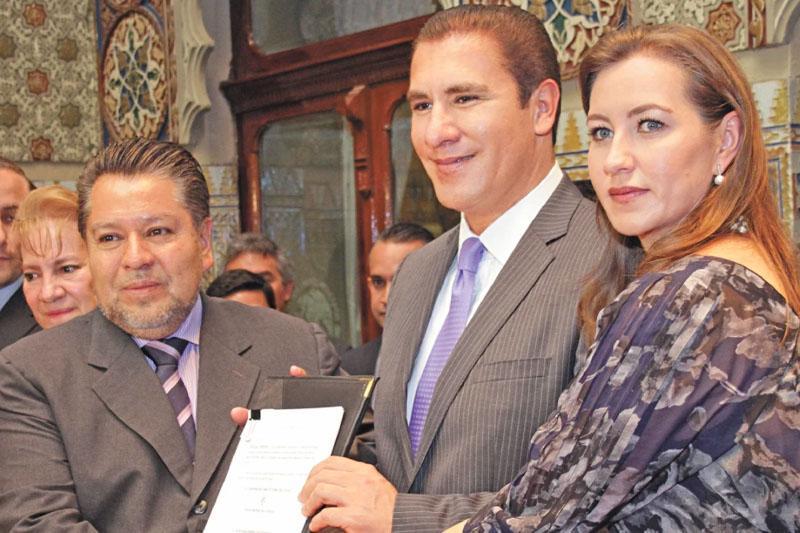 Exgobernadora de Puebla