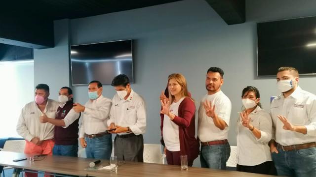 La militancia de Morena no votará por Munguía: Jaime Hernández