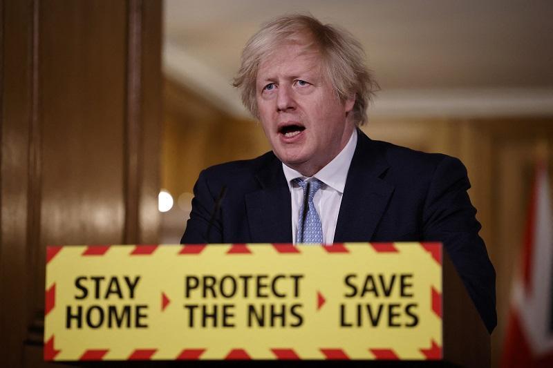 Primer ministro de Reino Unido