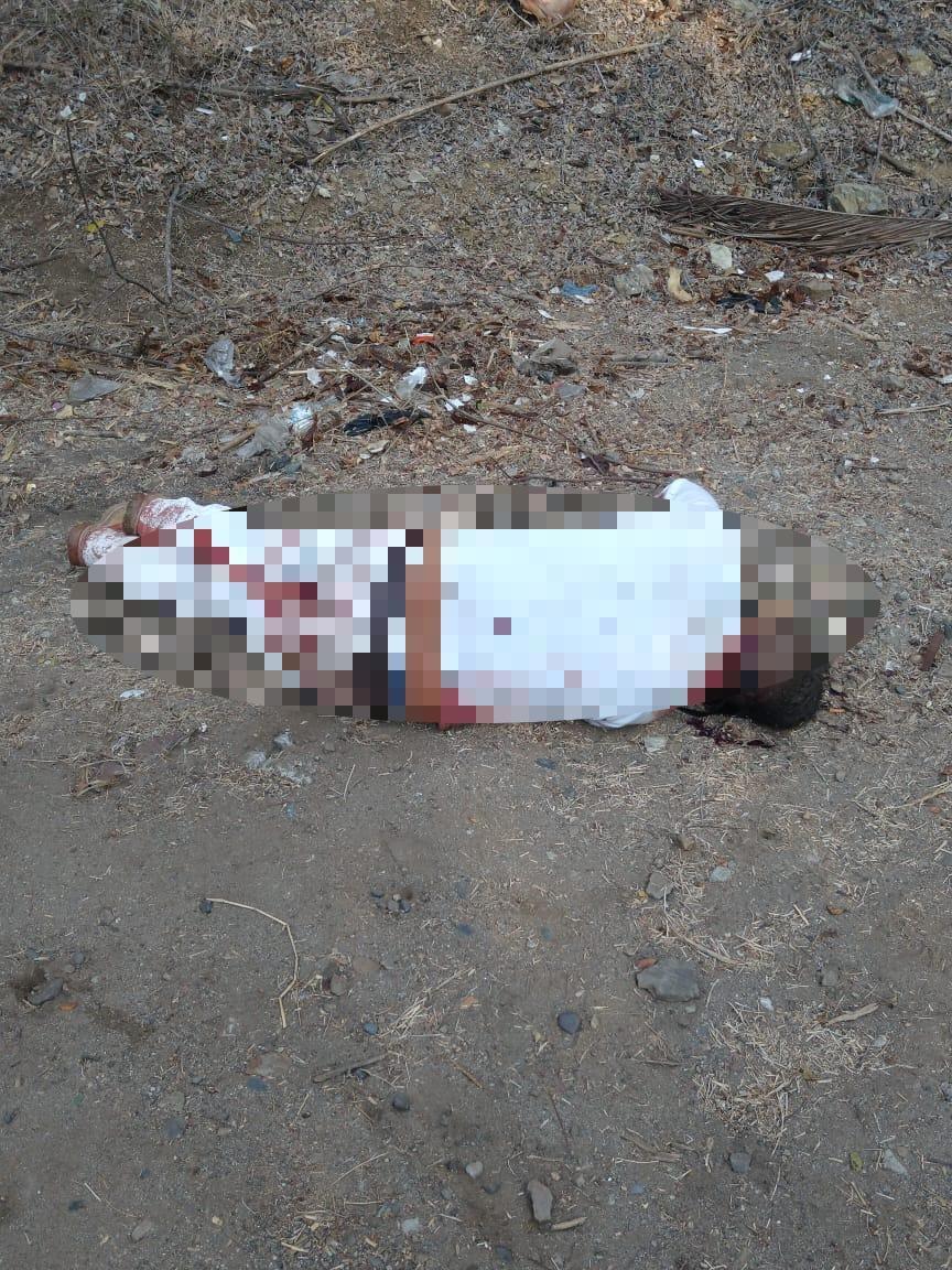 artesano asesinado en Bahía