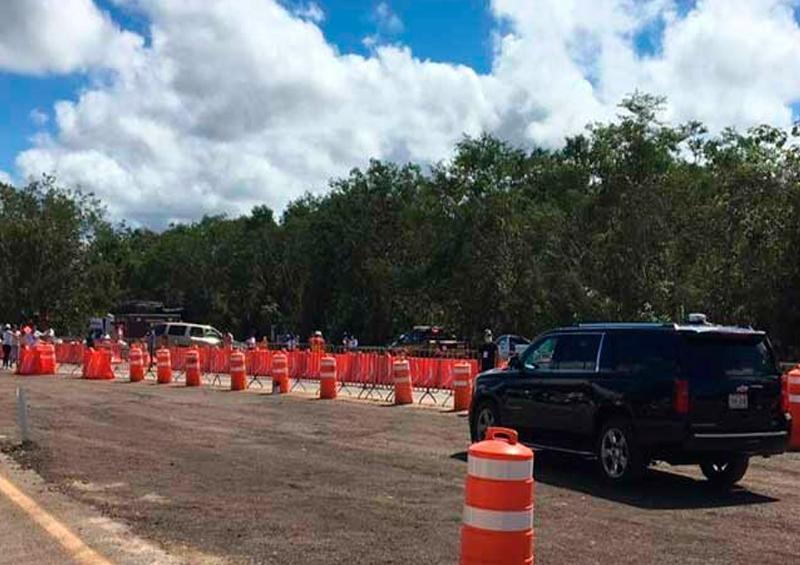 AMLO: tramo 5 del Tren Maya será construido en un segundo piso