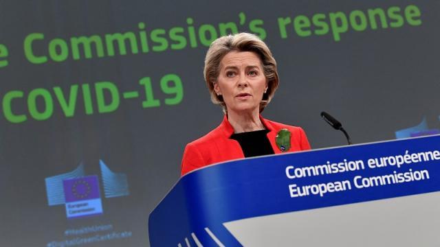 Presidenta de la Comisión Europea