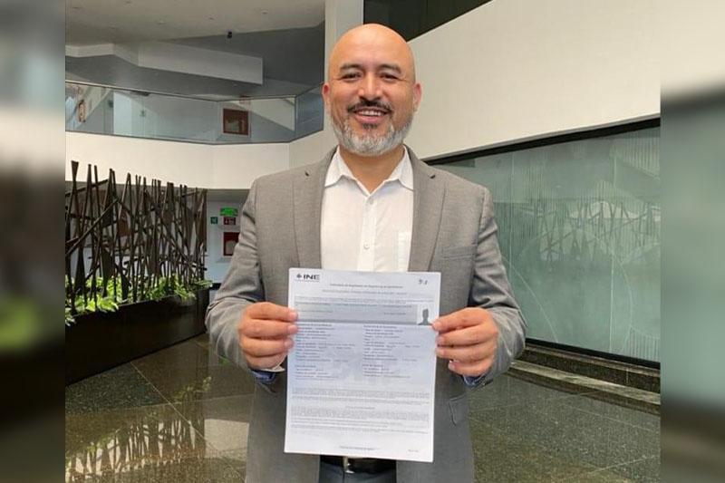 Candidato de Morena a la Diputación por el Distrito 5