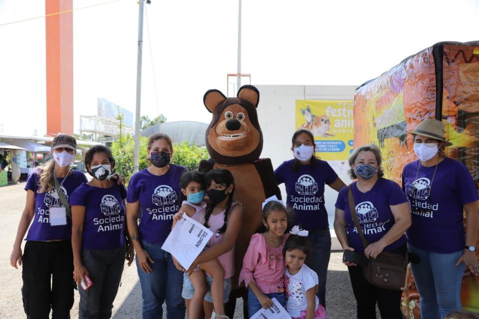 Gran éxito el primer Festival Animal en Bahía de Banderas