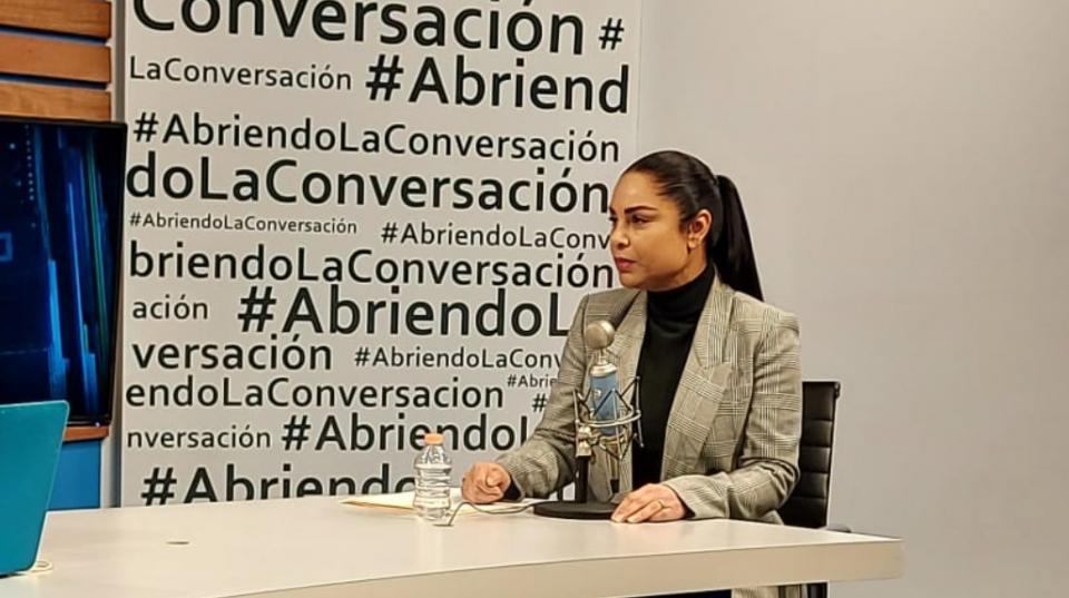 Esposa de Roberto Sandoval
