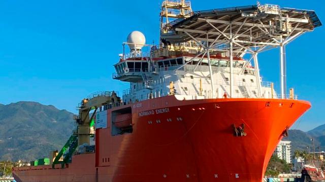 "buque ""Normand Energy"""