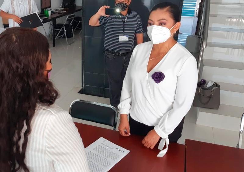 Interpone Lupita Guerrero demanda por video difamatorio