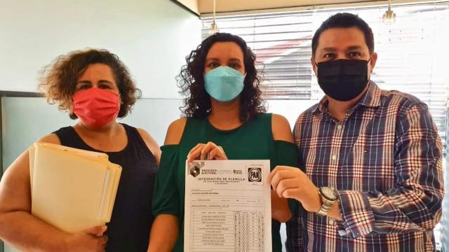 Registro a candidaturas de Puerto Vallarta