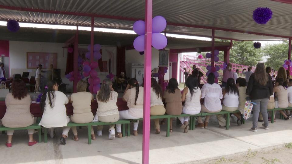 Reclusorio celebra el Día Internacional de la Mujer