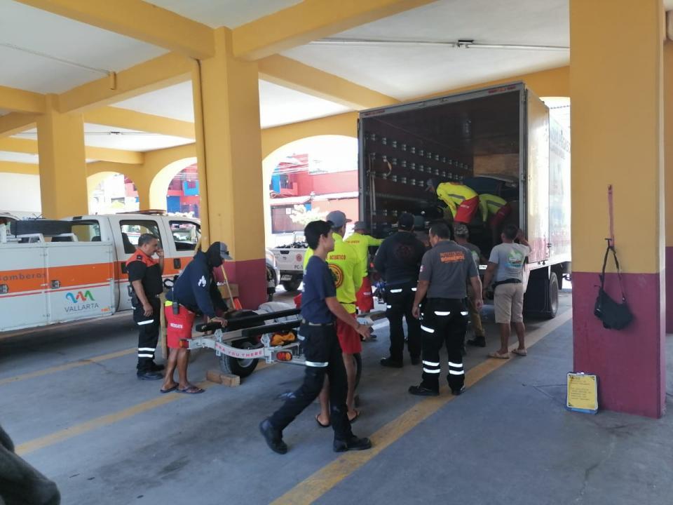 Protección Civil Puerto Vallarta