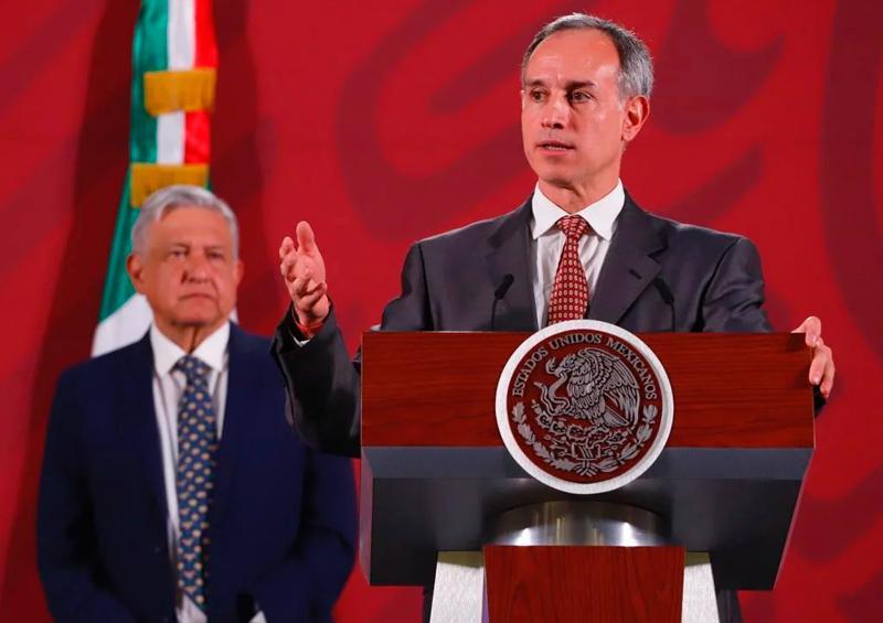 AMLO informa que López-Gatell ya superó el Covid y retomó actividade