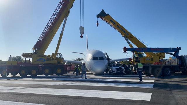 Accidente con vuelo 4343