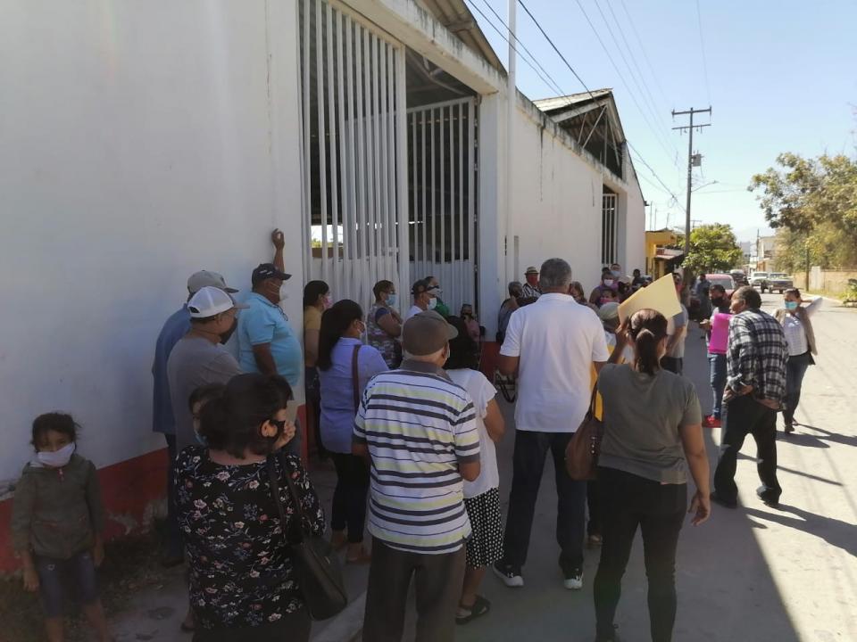 Vacunación en Bahía de Banderas