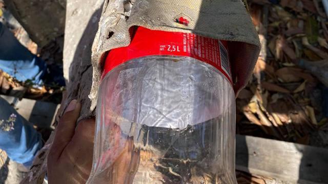 Piden donación de botellas de plástico para el Estero