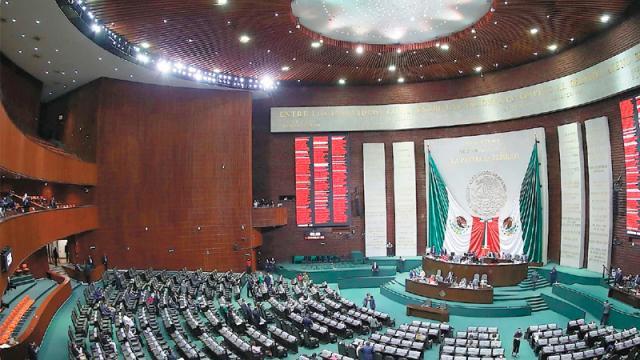 Diputados realizarán sesión solemne por el 8-M