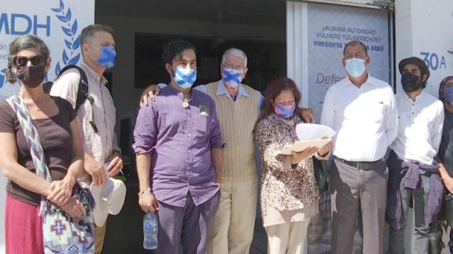 Vecinos de San Pancho se quejan ante Derechos Humanos municipales
