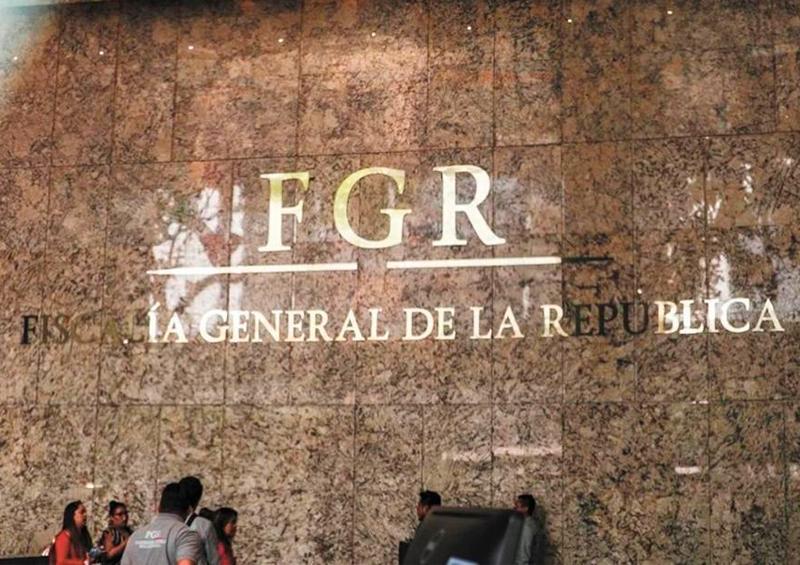 Chocan por propuesta de reforma a Ley de la FGR