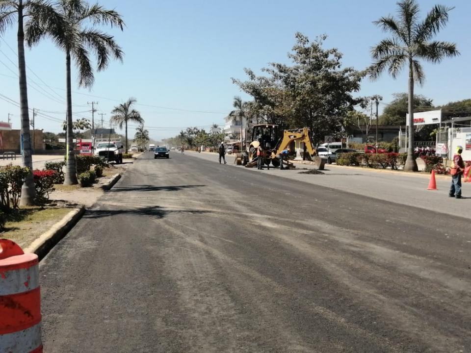 Avenida Michoacán San José del Valle