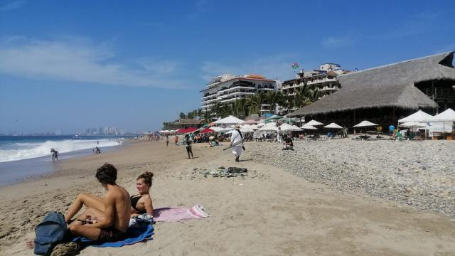 Playa de Puerto Vallarta