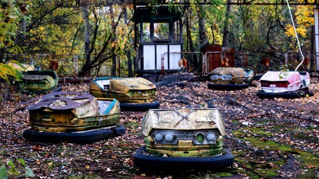 Se cumplen 35 años de la tragedia en Chernobyl