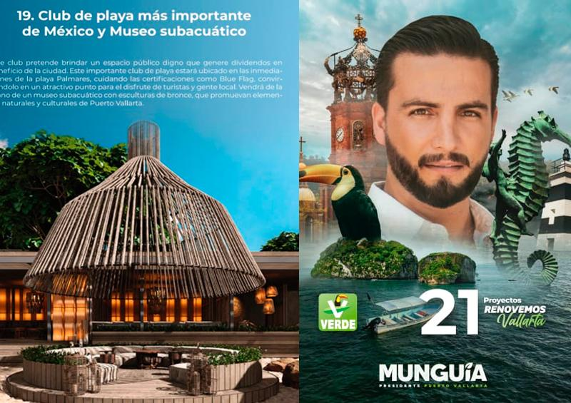 Consideran no fue plagio imágenes de proyectos de Munguía