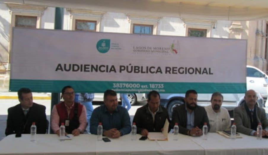Audiencia Pública de la Fiscalía en Puerto Vallarta