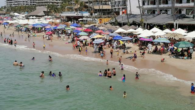 Ocupación hotelera en Puerto Vallarta