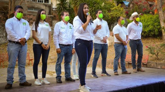 Partido Verde en Puerto Vallarta