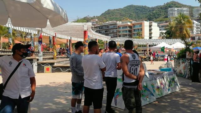 Vendedores y bandas foráneas generan incidencias en vacaciones
