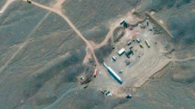 """Irán denuncia acto """"terrorista"""" contra planta de uranio"""