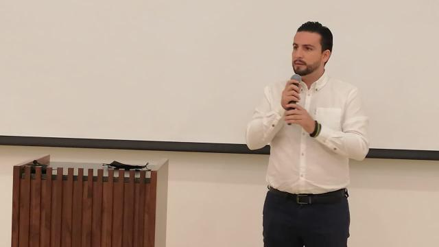 Candidato para la presidencia municipal de Puerto Vallarta por el Partido Verde Ecologista.