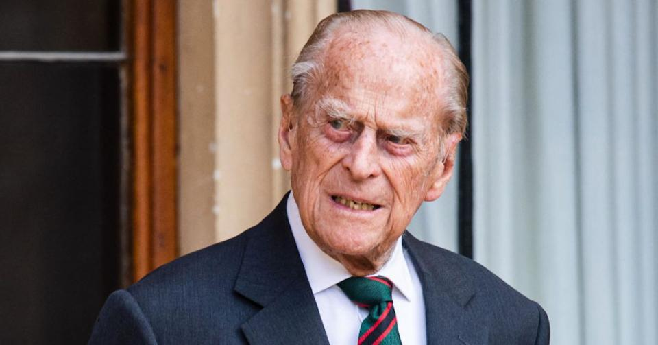 Príncipe Felipe fallece a los 99 años