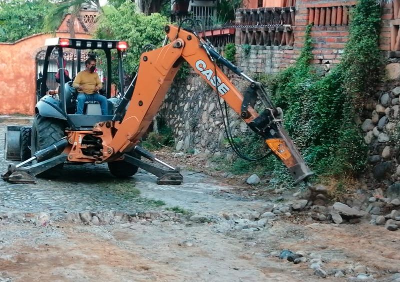 Seapal invertirá en infraestructura en dos colonias del centro